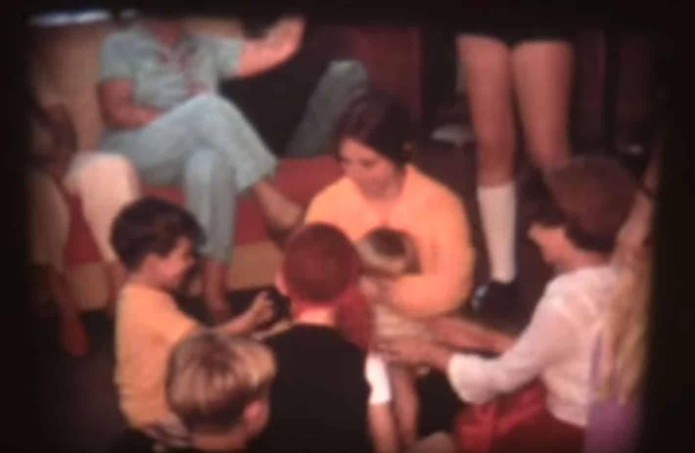 Todd's Birthday 1971